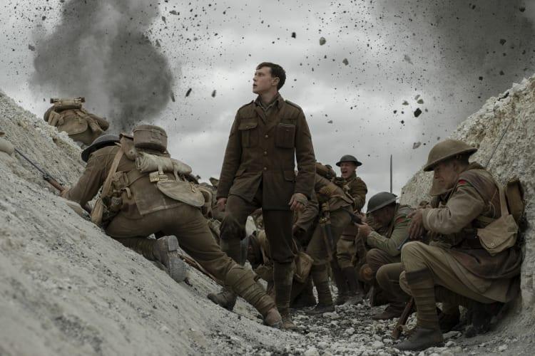 1917 (2019): Perjalanan Perang Yang Melelahkan Tanpa Kedip Mata